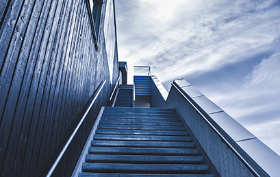 Life Is a Staircase